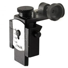 Lyman 66WB Receiver Peep Sight for Winchester 1886 (LY3662265)