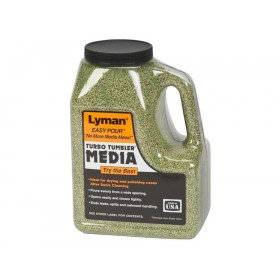 Lyman Corncob Media Treated Easy Pour Container 2.4Lbs (LY7631307)