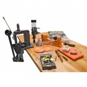 Lyman Crusher II Single Stage Press Reloading Kit Configurator