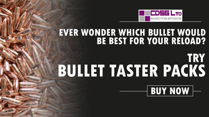 Bullet Taster Packs