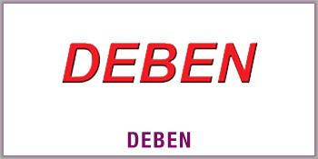 Deben Products