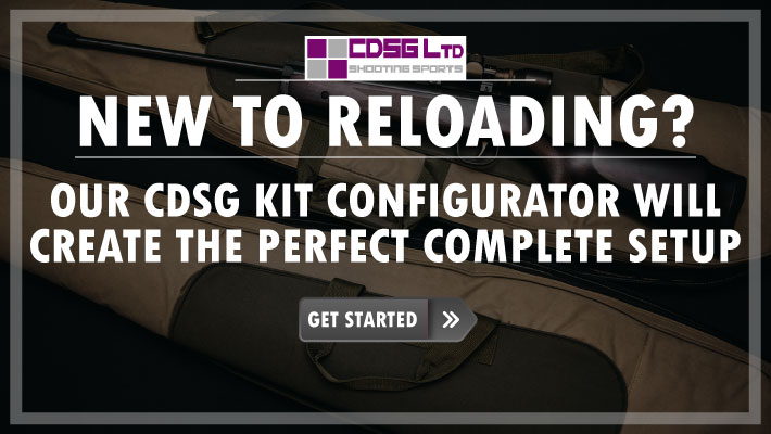 Reloading Kit Startup Configurations