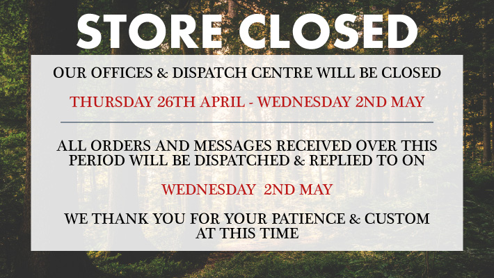 Store Closure Notice
